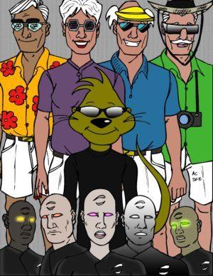 Carter Comics